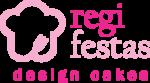 Regi Festas Design Cakes Logo